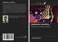 Обложка Reflexión científica