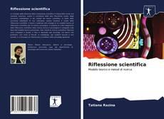Copertina di Riflessione scientifica