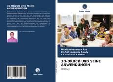 Portada del libro de 3D-DRUCK UND SEINE ANWENDUNGEN