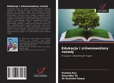 Обложка Edukacja i zrównoważony rozwój