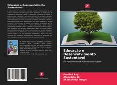 Educação e Desenvolvimento Sustentável kitap kapağı