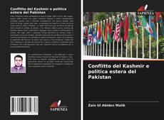 Capa do livro de Conflitto del Kashmir e politica estera del Pakistan