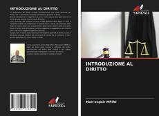 Capa do livro de INTRODUZIONE AL DIRITTO