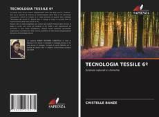 TECNOLOGIA TESSILE 6º kitap kapağı