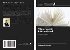 Обложка Titularización internacional