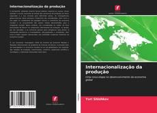 Capa do livro de Internacionalização da produção