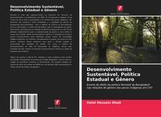 Capa do livro de Desenvolvimento Sustentável, Política Estadual e Gênero