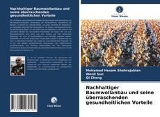 Capa do livro de Nachhaltiger Baumwollanbau und seine überraschenden gesundheitlichen Vorteile