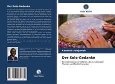Capa do livro de Der Solo-Gedanke
