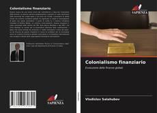 Couverture de Colonialismo finanziario