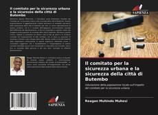 Copertina di Il comitato per la sicurezza urbana e la sicurezza della città di Butembo