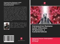 Обложка Coronavírus Humano Letal Infecções-Originosas, e Características