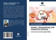 Buchcover von Sonder- (Strafvollzug) und integrative Bildung