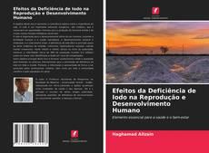 Обложка Efeitos da Deficiência de Iodo na Reprodução e Desenvolvimento Humano