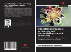 Borítókép a  Educational proposals: promoting and consolidating student leadership - hoz