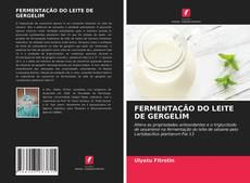 Bookcover of FERMENTAÇÃO DO LEITE DE GERGELIM