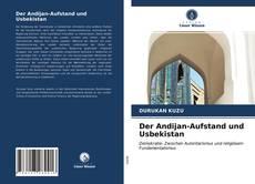 Capa do livro de Der Andijan-Aufstand und Usbekistan