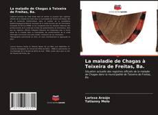 Bookcover of La maladie de Chagas à Teixeira de Freitas, Ba.