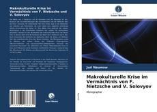 Portada del libro de Makrokulturelle Krise im Vermächtnis von F. Nietzsche und V. Solovyov