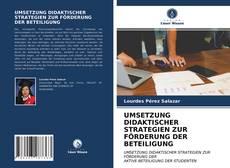 Buchcover von UMSETZUNG DIDAKTISCHER STRATEGIEN ZUR FÖRDERUNG DER BETEILIGUNG