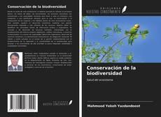 Borítókép a  Conservación de la biodiversidad - hoz