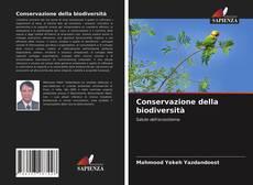 Copertina di Conservazione della biodiversità