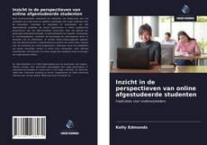 Borítókép a  Inzicht in de perspectieven van online afgestudeerde studenten - hoz