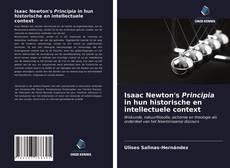 Buchcover von Isaac Newton's Principia in hun historische en intellectuele context