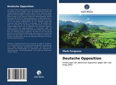 Обложка Deutsche Opposition