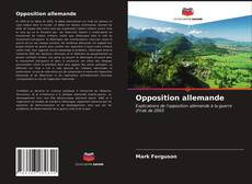 Bookcover of Opposition allemande
