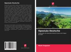 Bookcover of Oposição Deutsche