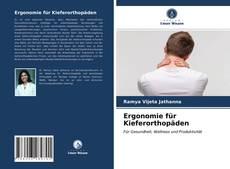 Buchcover von Ergonomie für Kieferorthopäden