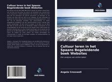 Couverture de Cultuur leren in het Spaans Begeleidende boek Websites