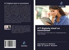 Bookcover of ICT Digitale kloof en kenniskloof