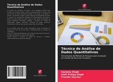 Обложка Técnica de Análise de Dados Quantitativos