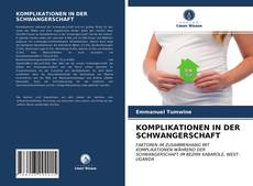 Bookcover of KOMPLIKATIONEN IN DER SCHWANGERSCHAFT