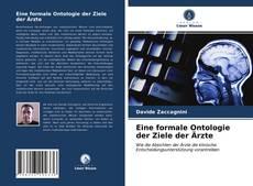 Eine formale Ontologie der Ziele der Ärzte kitap kapağı