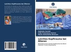 Buchcover von Leichtes Kopftrauma bei Älteren