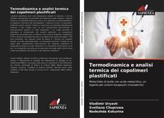 Copertina di Termodinamica e analisi termica dei copolimeri plastificati