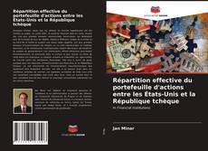 Répartition effective du portefeuille d'actions entre les États-Unis et la République tchèque的封面