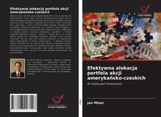 Efektywna alokacja portfela akcji amerykańsko-czeskich kitap kapağı