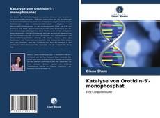 Portada del libro de Katalyse von Orotidin-5'-monophosphat