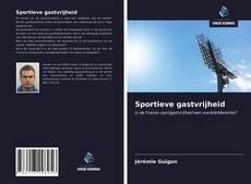 Bookcover of Sportieve gastvrijheid