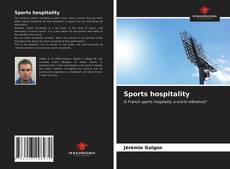 Bookcover of Sports hospitality