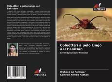 Couverture de Coleotteri a pelo lungo del Pakistan