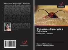 Chrząszcze długorogie z Pakistanu的封面