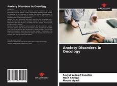 Couverture de Anxiety Disorders in Oncology