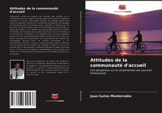 Bookcover of Attitudes de la communauté d'accueil