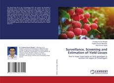 Bookcover of Surveillance, Screening and Estimation of Yield Losses