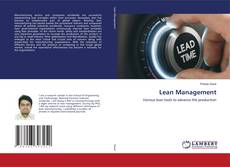 Bookcover of Lean Management